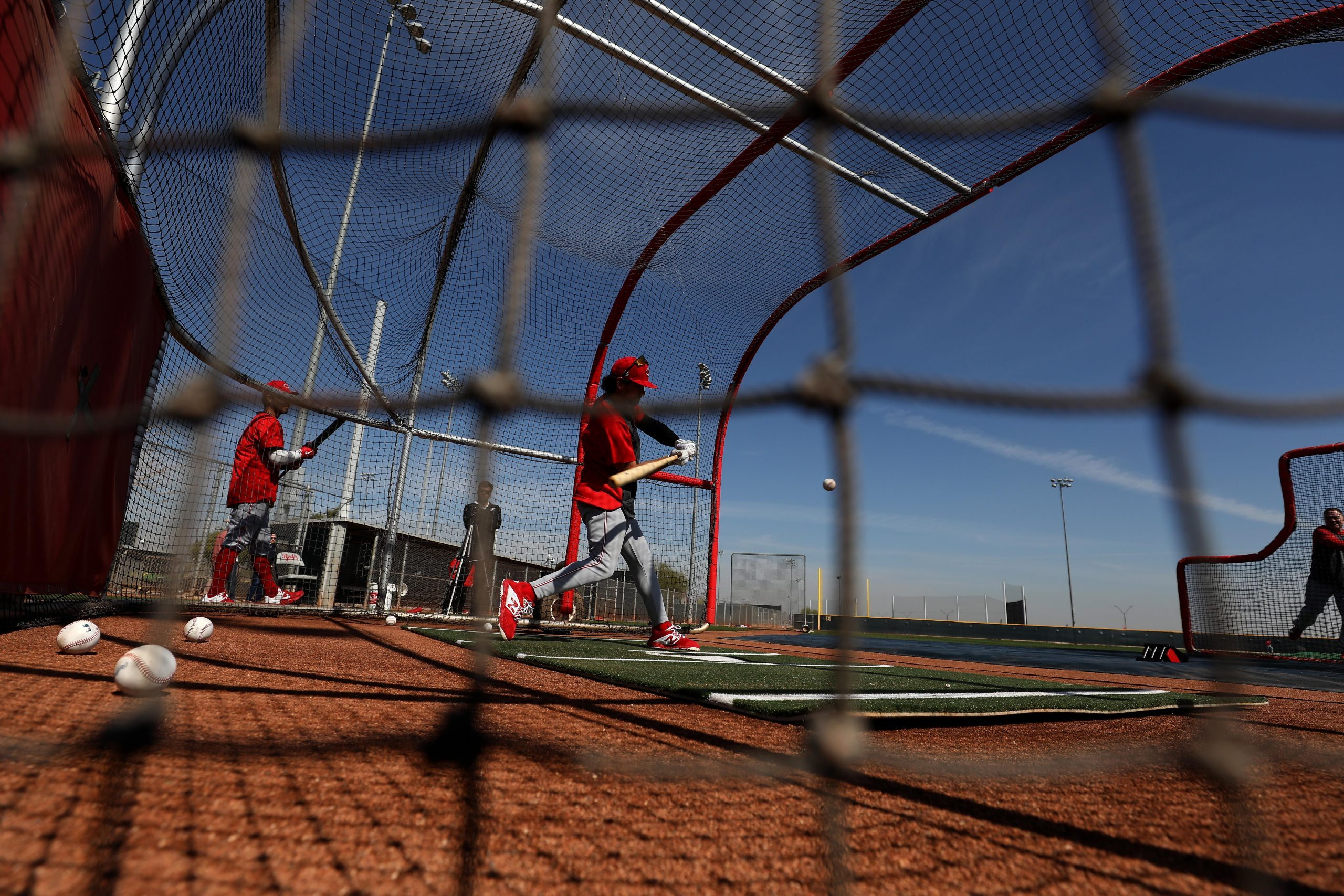 Cincinnati Reds Seeing Promising Results After 3 Spring Training Games