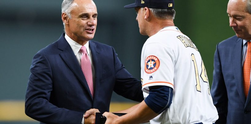 Porch: MLB Needs to Fire Rob Manfred