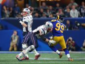 Report: Patriots Not Expected to Re-Sign Lineman Ahead of Free Agency