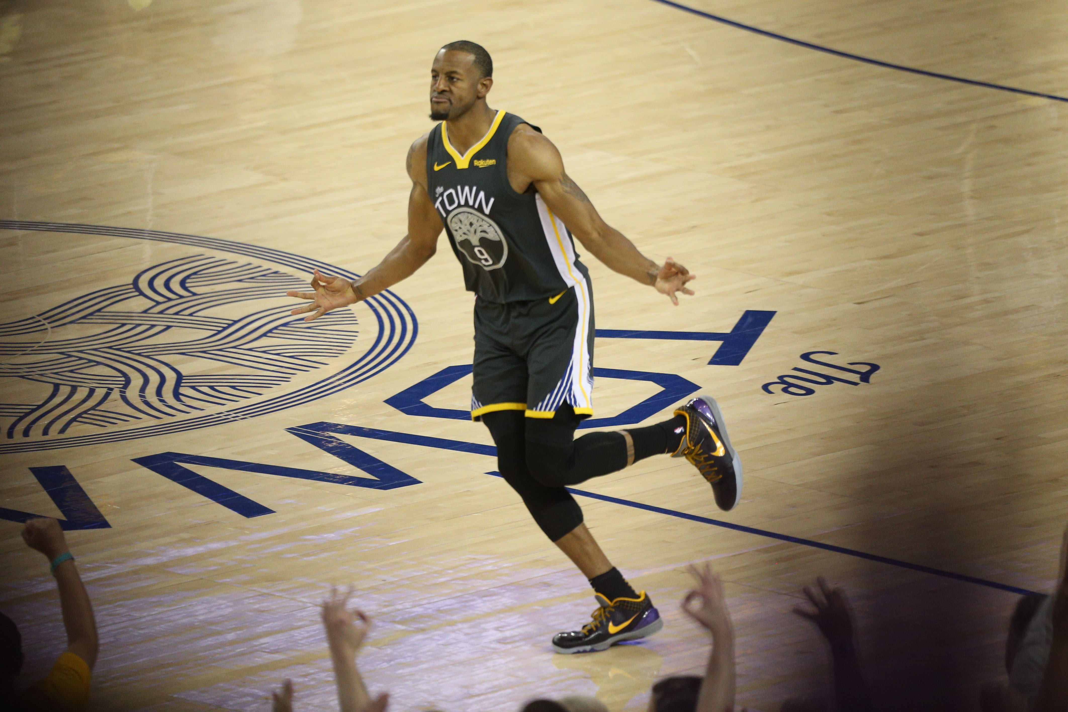 Breaking: Grizzlies Trade Andre Iguodala to Heat