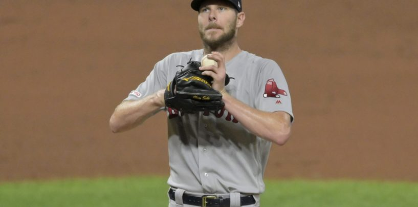 Chris Sale to Start Season on Injured List