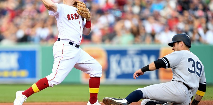 Why Brock Holt is Still a Free Agent