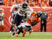 Chicago Bears Release Taylor Gabriel and Prince Amukamara