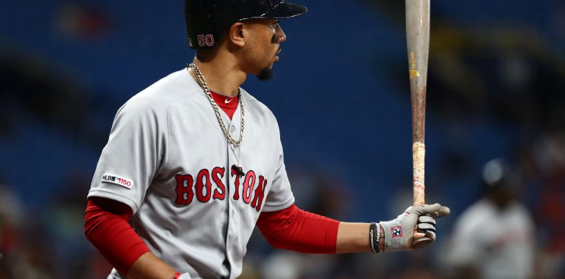 Breaking Down The Lackluster Mookie Betts Trade