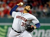 Who Will Round out the Astros Rotation?