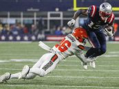 Report: Patriots Expected to Let Wide Receiver Walk