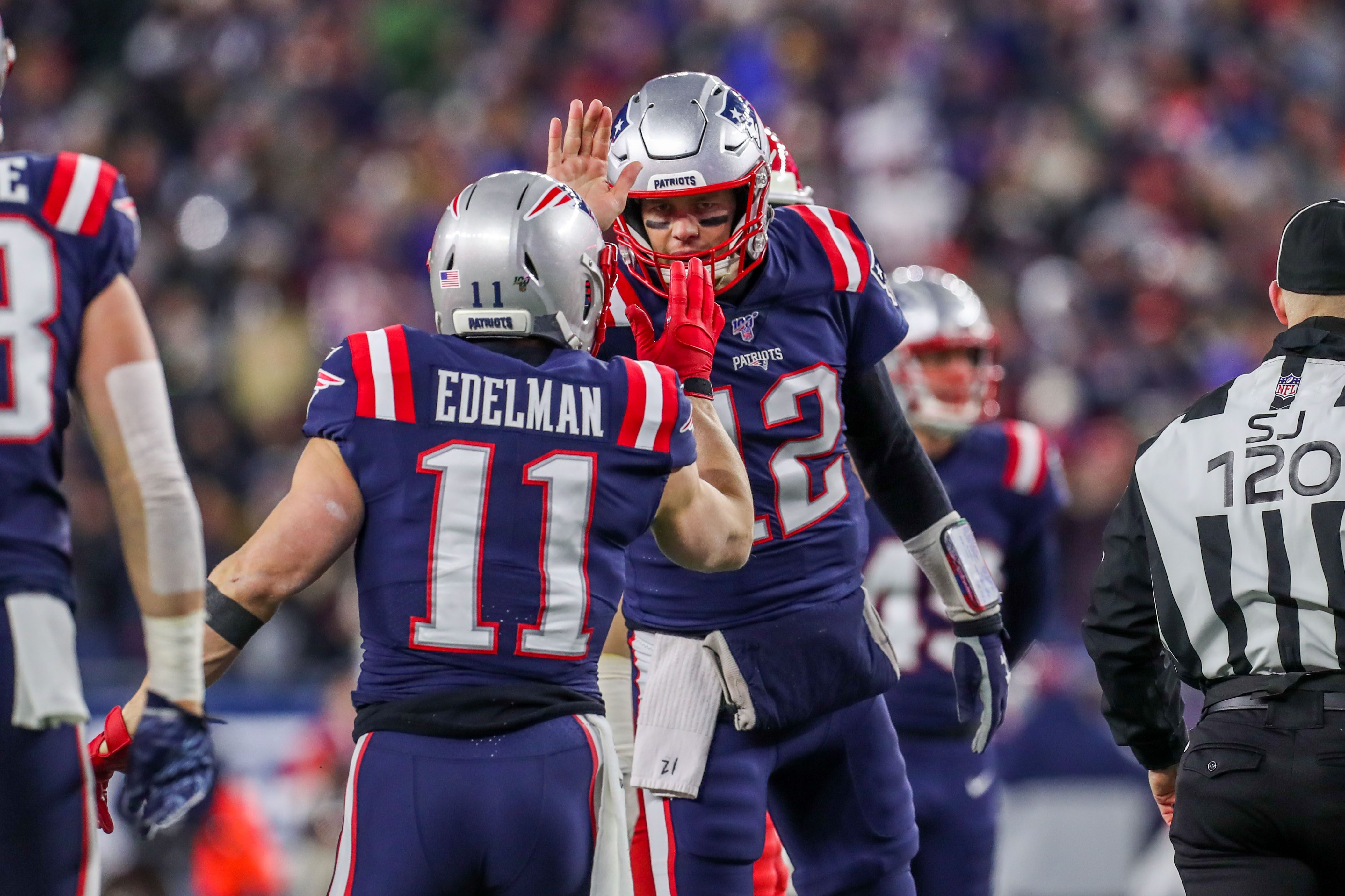 Brady's Reply to Edelman on Instagram Will Have Patriots Fans Smiling