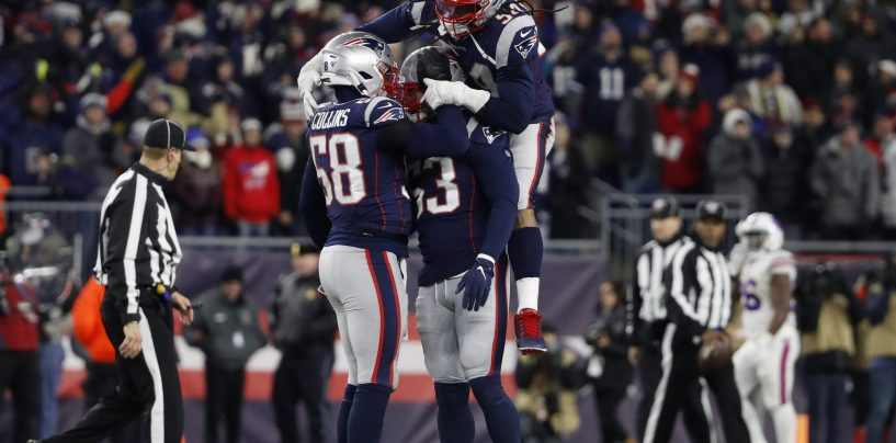 5 New England Patriots Candidates to be Cut
