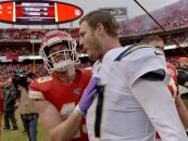 Staying True to Form, Chargers botch Rivers' farewell