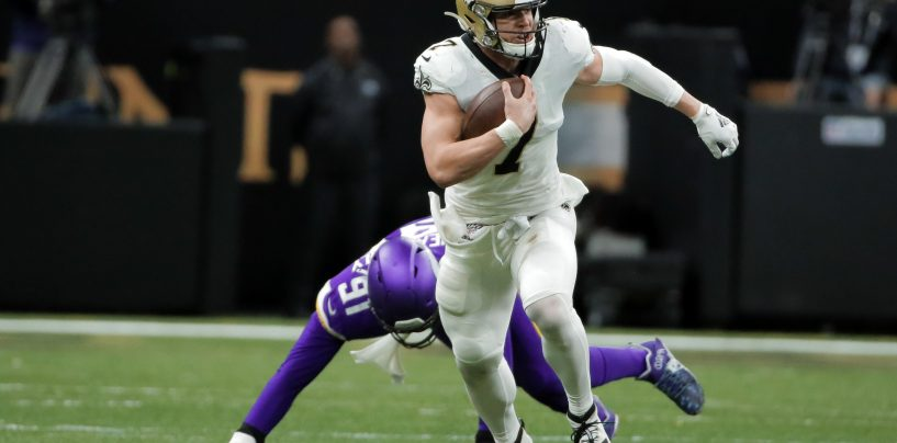 Why Taysom Hill is the Future of the Saints