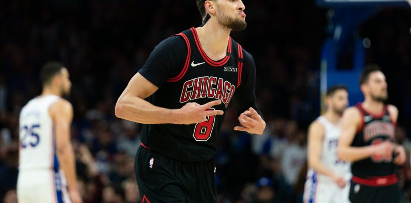 Report: Nuggets Discussed a Trade for Zach LaVine or Jrue Holiday