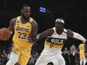 Predicting the NBA's 2021 All-Star Starters-Western Conference