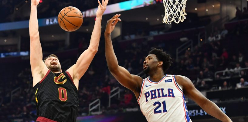Embiid Sprains Shoulder as Sixers Suffer Another Road Loss