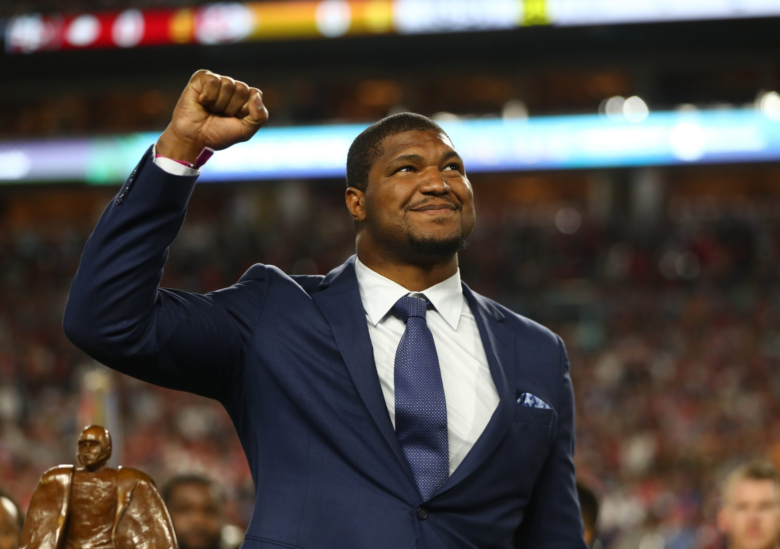 Ravens Acquiring Calais Campbell from Jaguars
