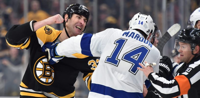 Lightning Get Revenge Against Bruins in Physical Playoff Preview