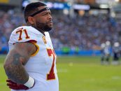 Redskins' Trent Williams Requests Trade or Release