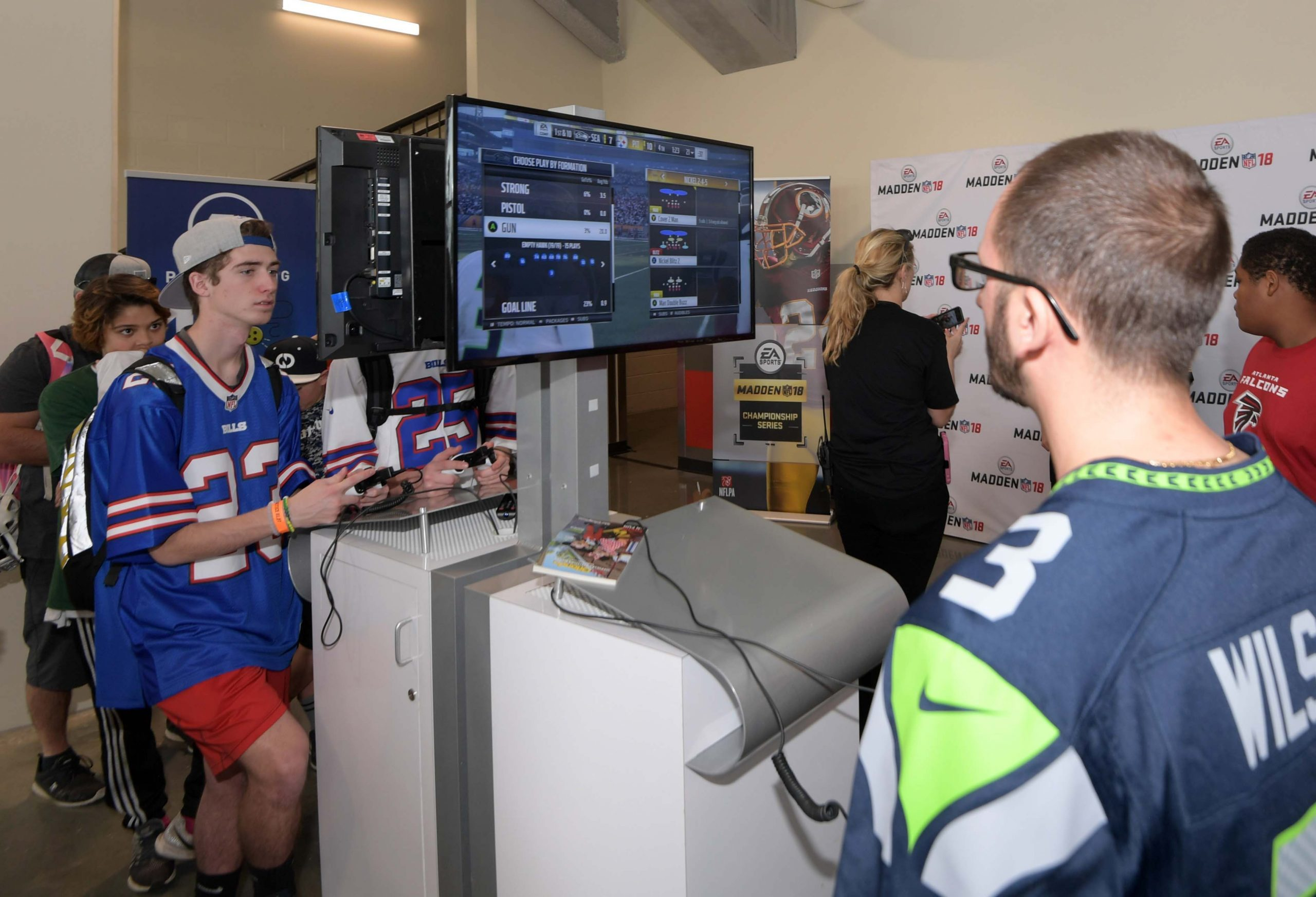 End in Sight for Madden's Stranglehold on NFL Gaming