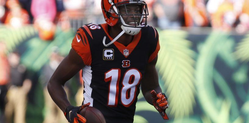 Report: Bengals Placing Tag on A.J. Green