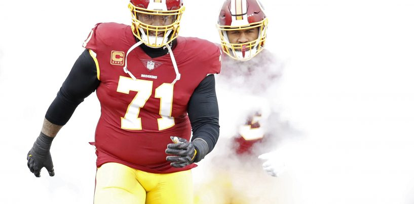 Should the Jets Trade for Trent Williams?