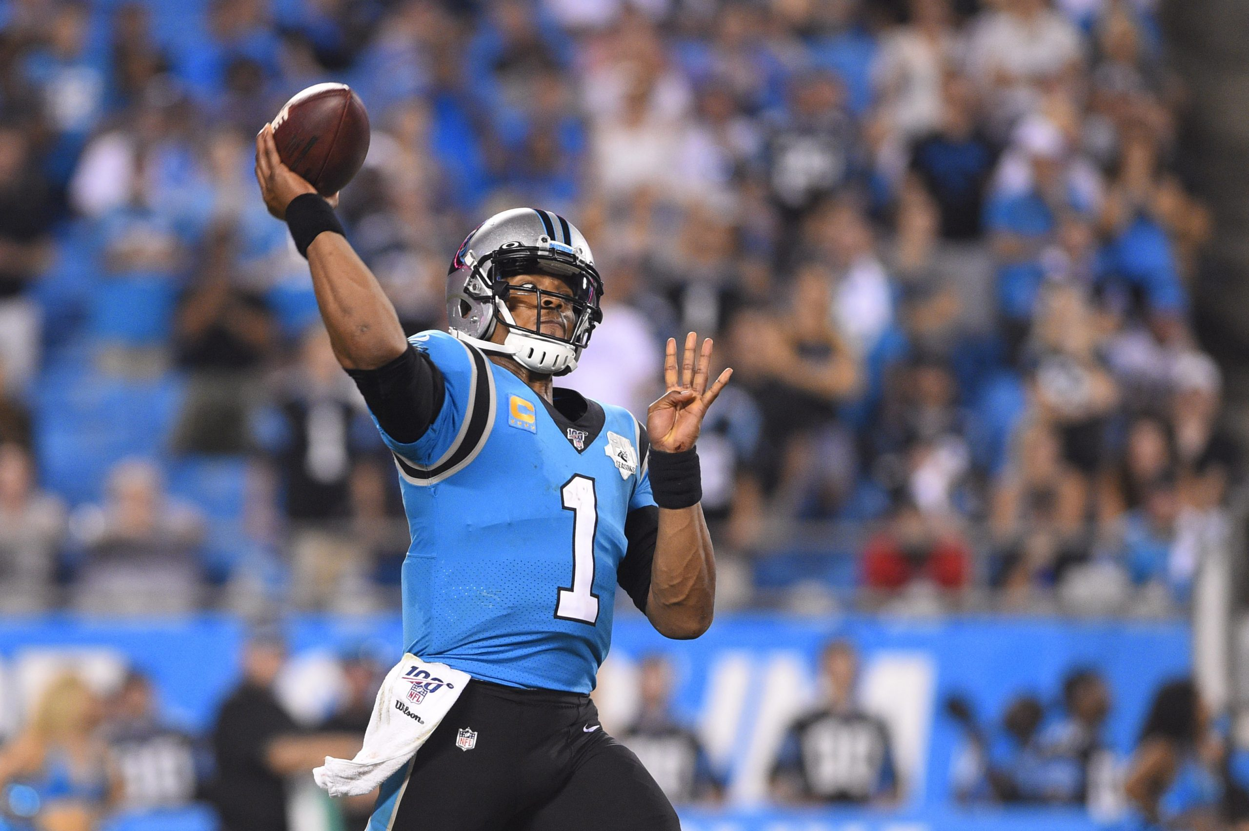 What to Expect From Cam Newton in New England