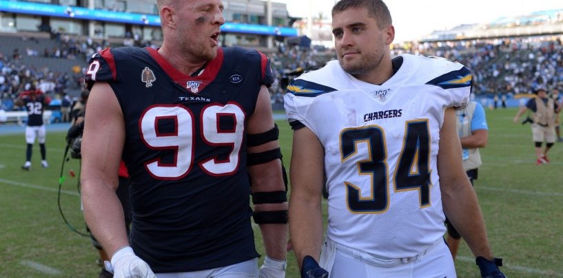 Could J.J. Watt Join Brothers in Pittsburgh?