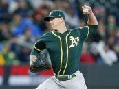 Angels Add Southpaw Reliever to 40-Man Roster