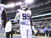 Report: Giants Place Franchise Tag on Leonard Williams