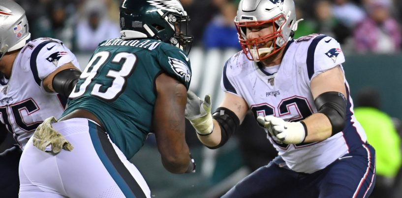 Breaking: Patriots Place Tag on Offensive Lineman