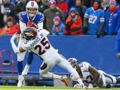Report: Chargers Win Chris Harris Sweepstakes