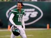 Robby Anderson Dreams of Playing with Tom Brady