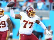 Miami Dolphins Sign Ereck Flowers