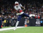 Report: Patriots Still Interested in Re-Signing Wideout