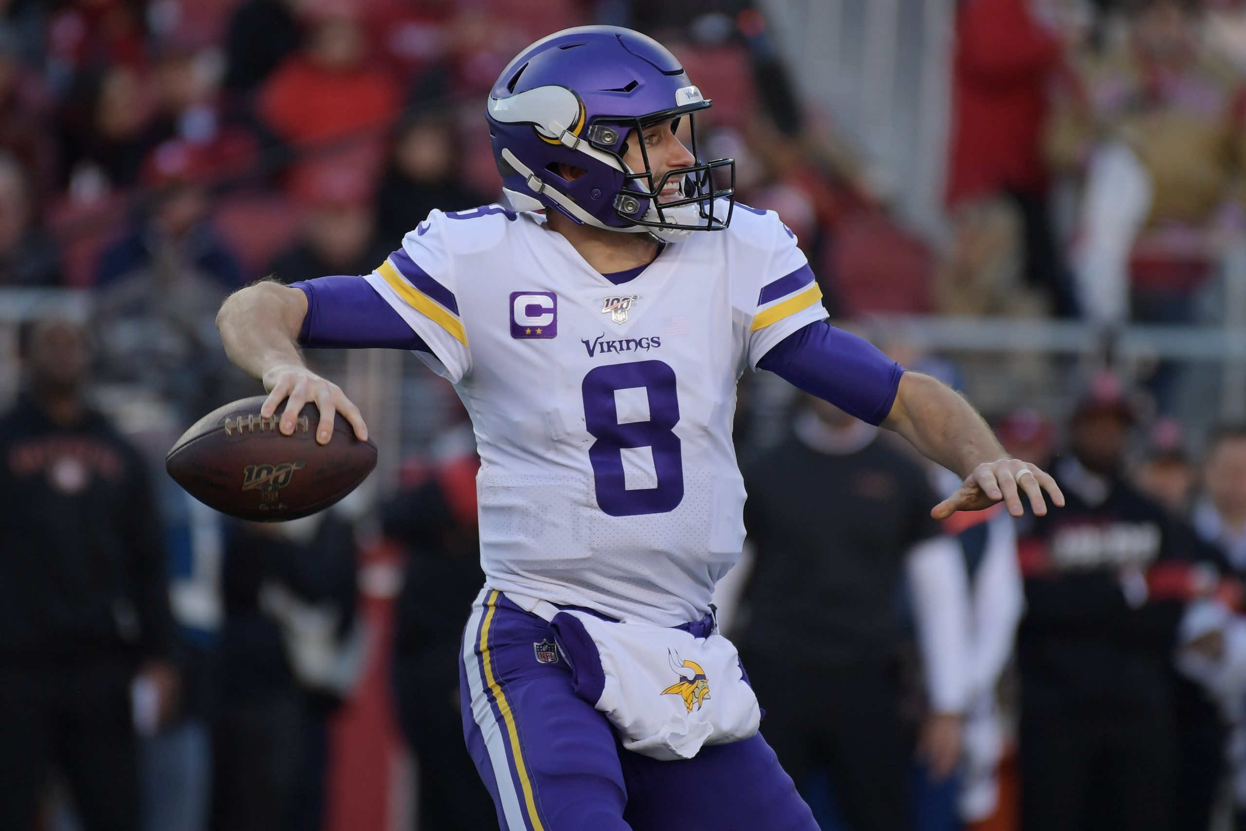 Vikings, Kirk Cousins Agree to Two-Year Extension
