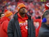 Report: Chiefs Officially Place Franchise Tag on Chris Jones