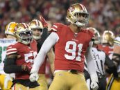Report: 49ers, Arik Armstead Agree to Five-Year Deal