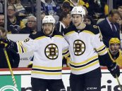 Bruins Players with Breakout Years in 2019-2020