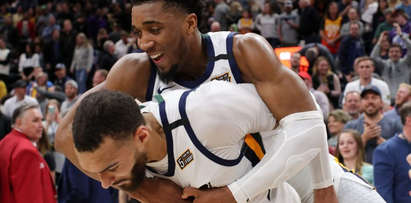 Donovan Mitchell Tests Positive for Coronavirus