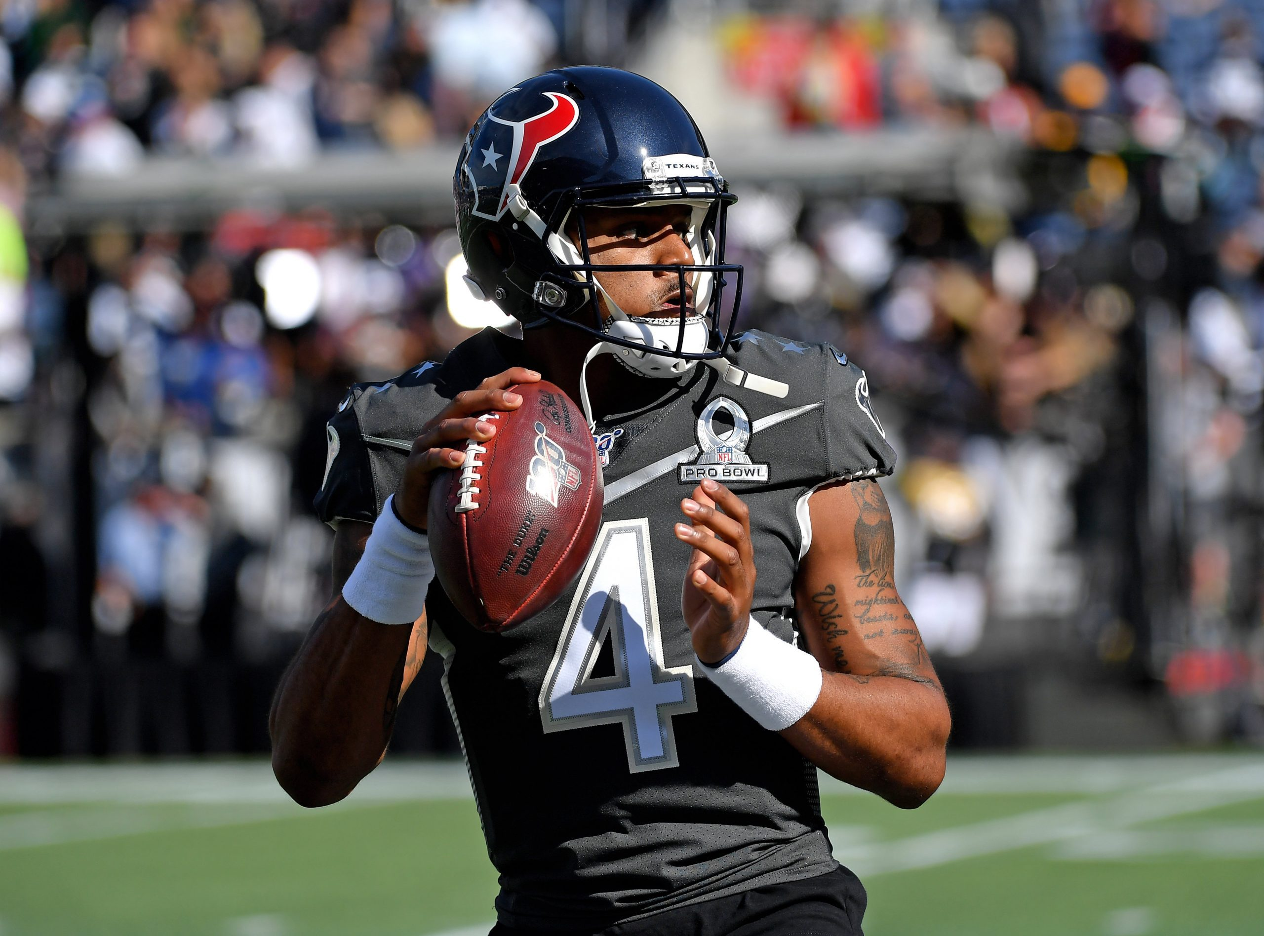 Should Deshaun Watson Want Out of Houston?