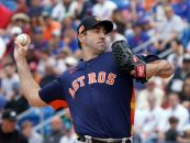 Astros' Verlander Likely Missing Opening Day
