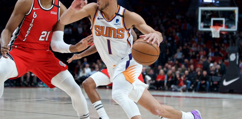 Phoenix Suns Streaming 2K Games on Twitch: How Did This Turn Out?