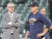 A.J. Hinch, Jeff Luhnow Suspensions Won't Extend to 2021