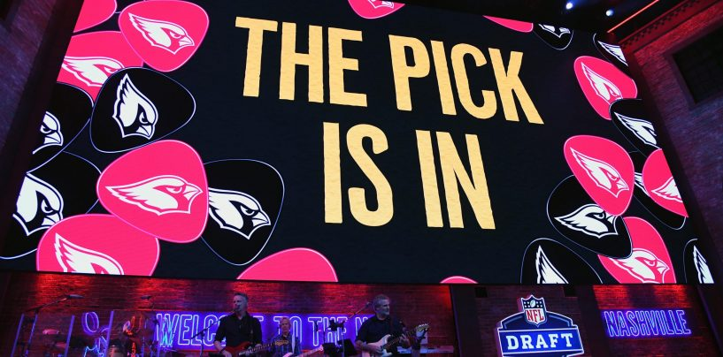 Haumesser's 2-Round NFL Mock Draft