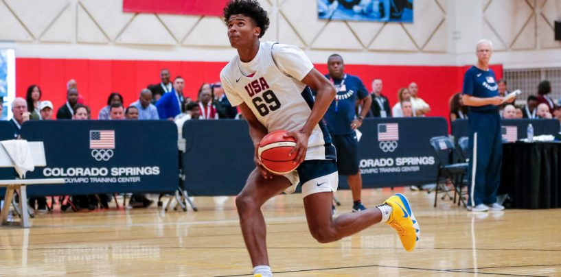 Top High School Recruit Plans to Play in G League Over College