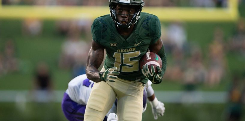 Jets Draft Pick Analysis: Baylor Wide Reciever Denzel Mims