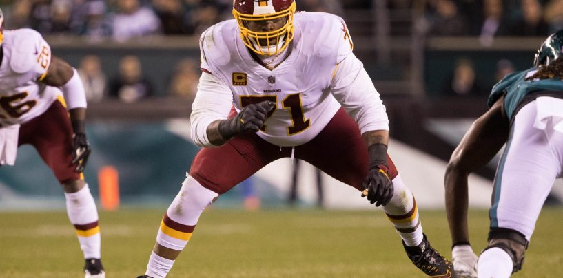 Where Will Trent Williams End up?
