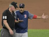 Penalties Announced for 2018 Red Sox Replay Scandal