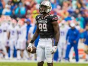 Bryan Edwards Lands with Raiders in NFL Draft