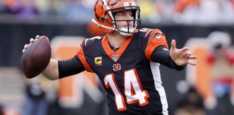 Report: Patriots Interested in Adding Dalton