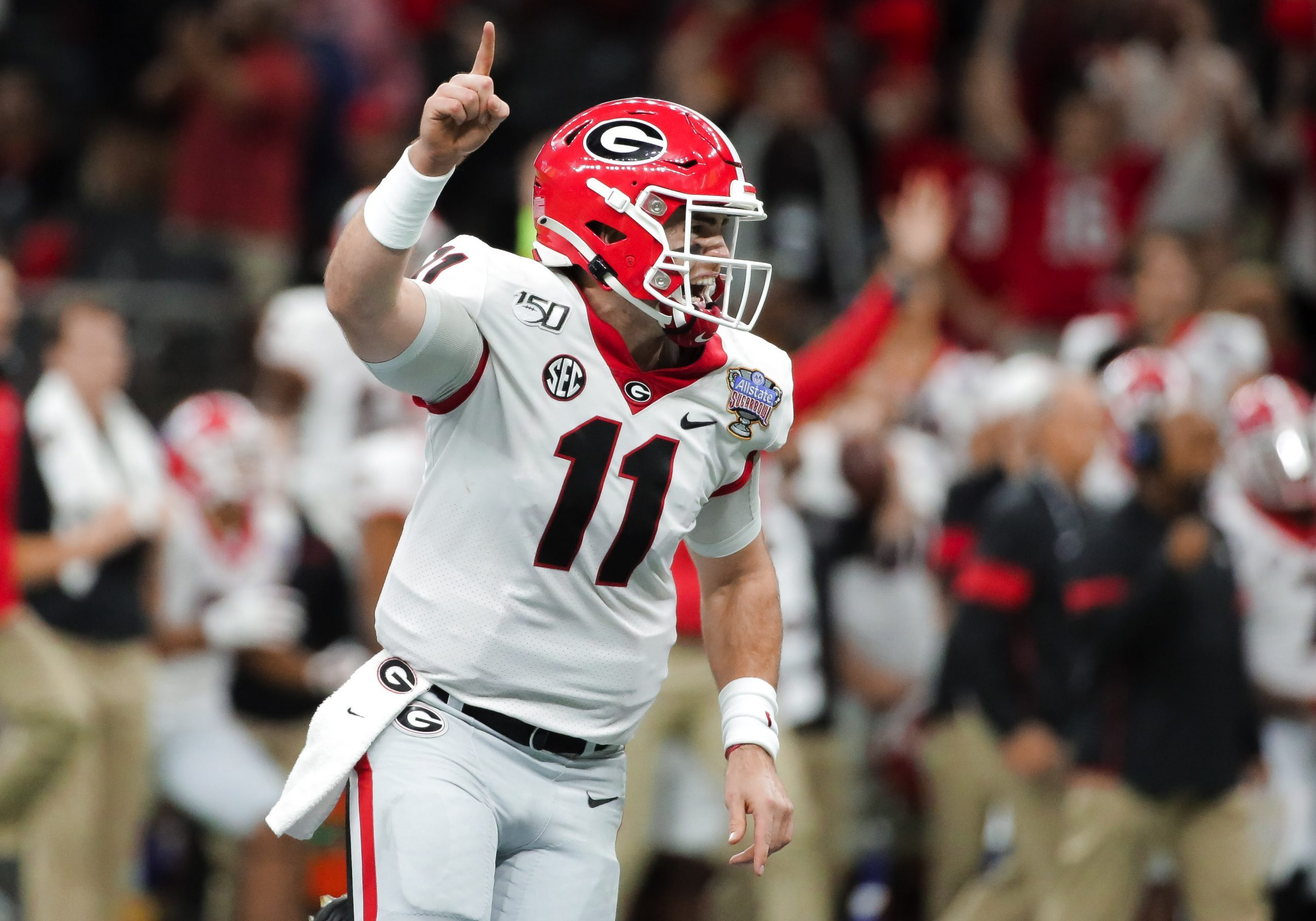 Column: It Should be 'Jake Fromm or Bust' for Patriots