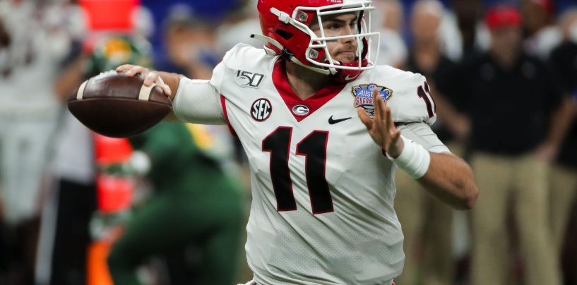 Former Georgia QB Fromm selected by the Bills